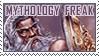 Mythology Freak Stamp by kuro-stamps