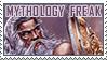 Mythology Freak Stamp by kuro-stamps