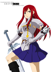 [Render #1] Fairy Tail Erza Scarlet