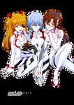 [Render #26] Neon Genesis Evangelion
