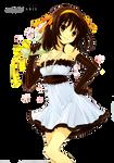 [Render #57] Melancholy of Haruhi Suzumiya