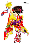 [Render #56] Melancholy of Haruhi Suzumiya