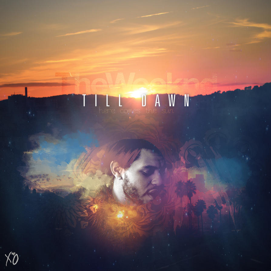 quelques petits trucs The_weeknd___till_dawn_by_pow83-d5o4w80
