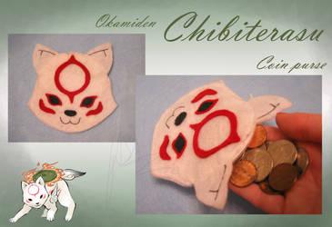Chibiterasu Coin Purse
