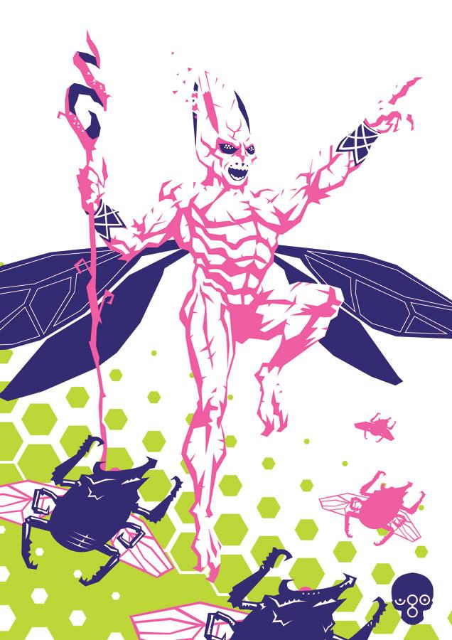 Fairy Warrior by ugosantana