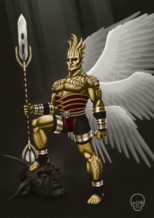 Angel by ugosantana