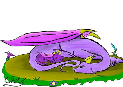 Resting Dragons