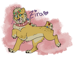 Zira (Art Trade)