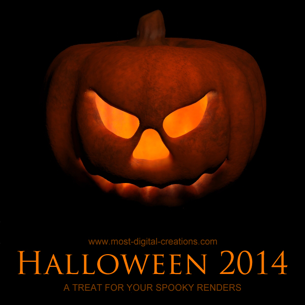 Halloween Treat 2014 by adamthwaites