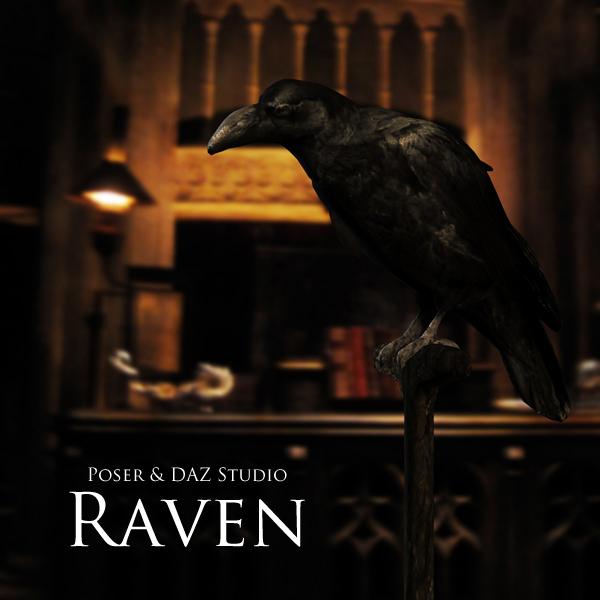 Raven by adamthwaites