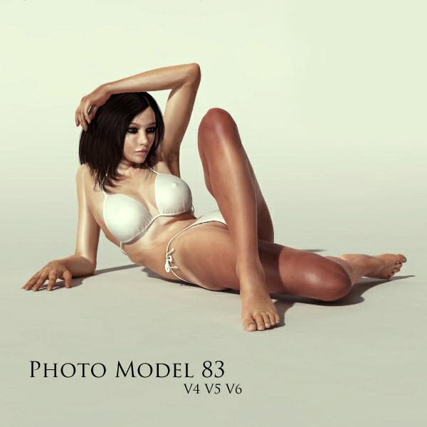 Photo Model 83 by adamthwaites