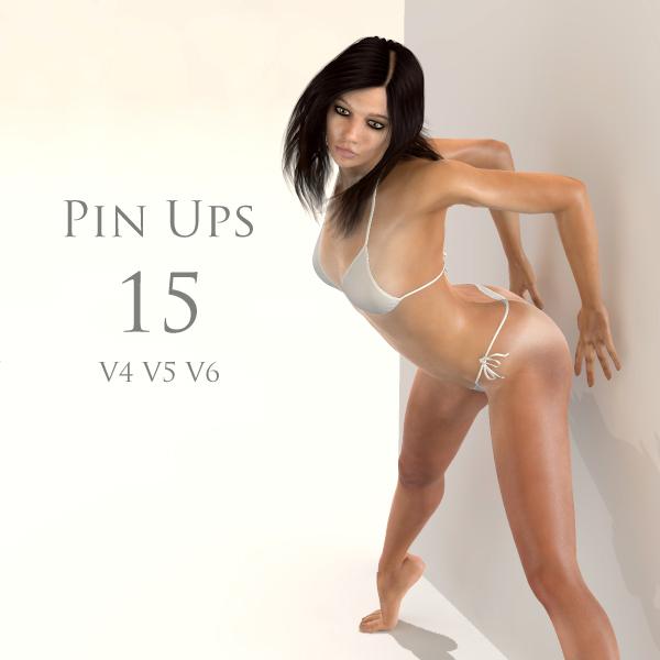 Pin Ups 15 by adamthwaites
