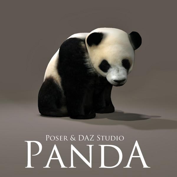 Panda by adamthwaites