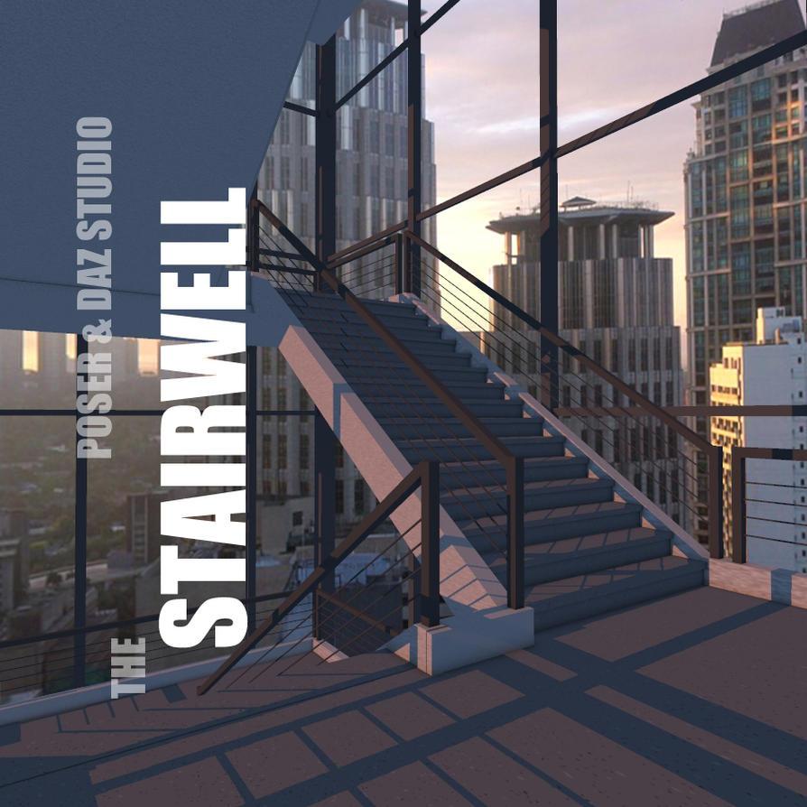 The Stairwell by adamthwaites