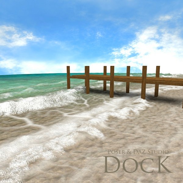 Dock by adamthwaites