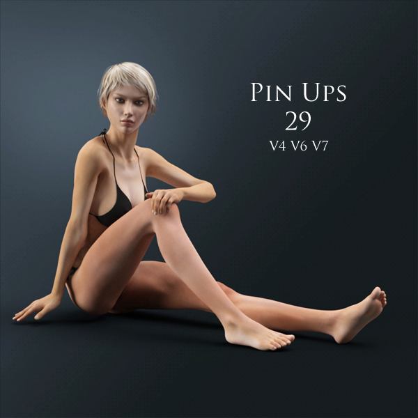Pin Ups 29 by adamthwaites