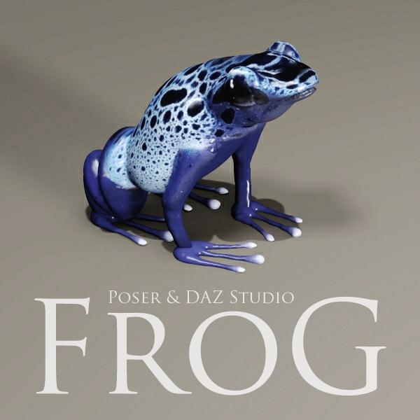 Frog by adamthwaites