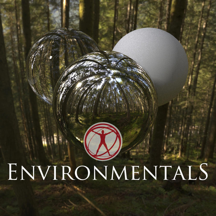 Environmentals for Poser by adamthwaites