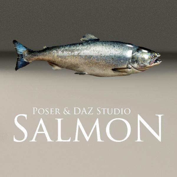 Salmon by adamthwaites
