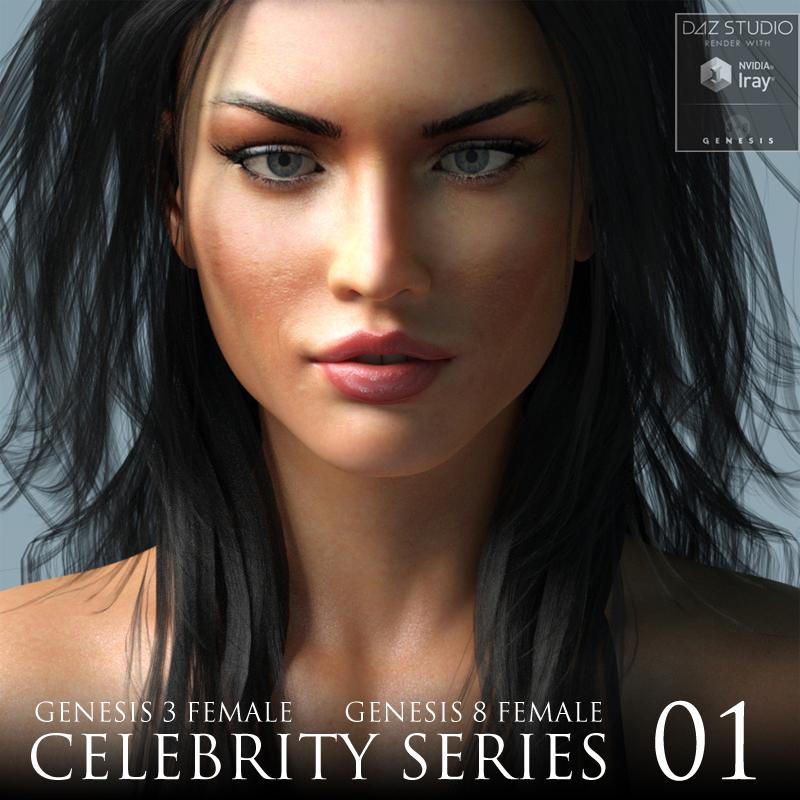 Celebrity Series 01 for Genesis 3 and Genesis by adamthwaites