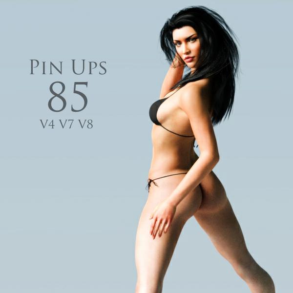 Pin Ups 85 by adamthwaites