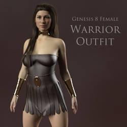 G8F Warrior Outfit by adamthwaites