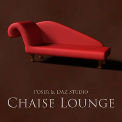 Chaise Lounge by adamthwaites