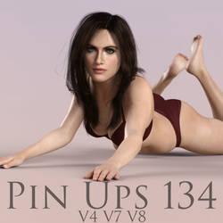 Pin Ups 134 by adamthwaites