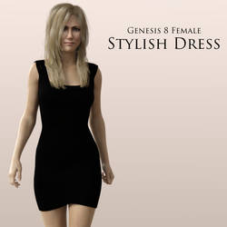 G8F Stylish Dress by adamthwaites