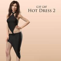 G3F G8F Hot Dress 2