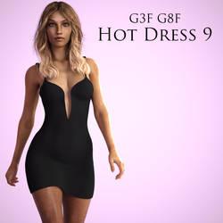 G3F G8F Hot Dress 9