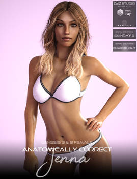 Anatomically Correct: Jenna