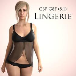 G3F G8F (8.1) Lingerie