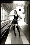 Trainstopping I by Nenaisu
