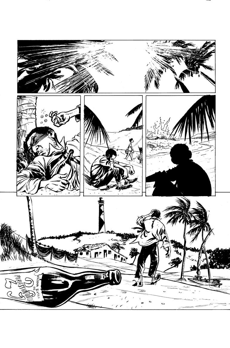 Boca do Lixo - page 1 by wendellcavalcanti