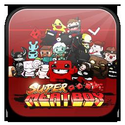 Super Meatboy by pjmorris