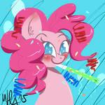 .:Binary:. Pinkie Pie