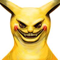 Pikachu by nooblar
