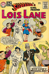Supergirl's girlfriend Lois Lane