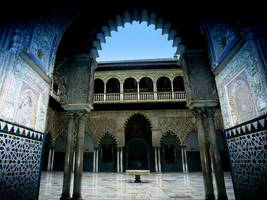 Alcazar of Seville by Suppi-lu-liuma