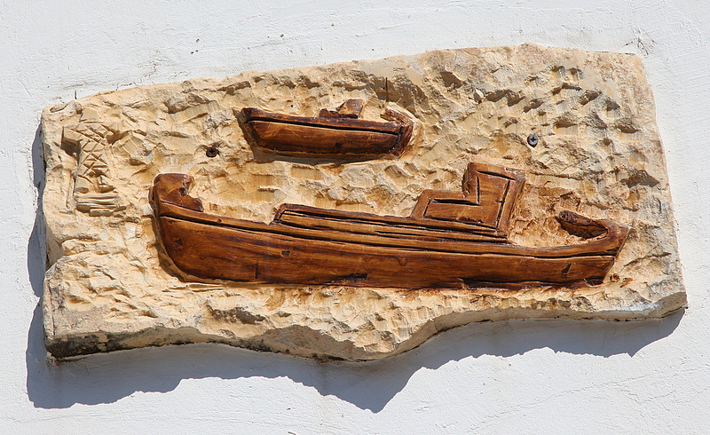 The boat by Suppi-lu-liuma