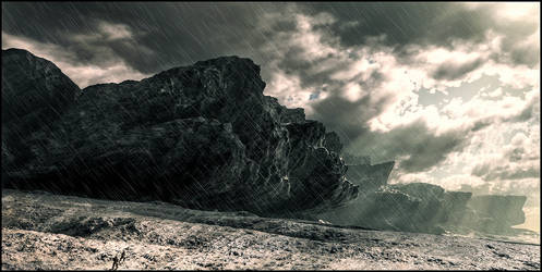 Devils Wall by Wetbanana