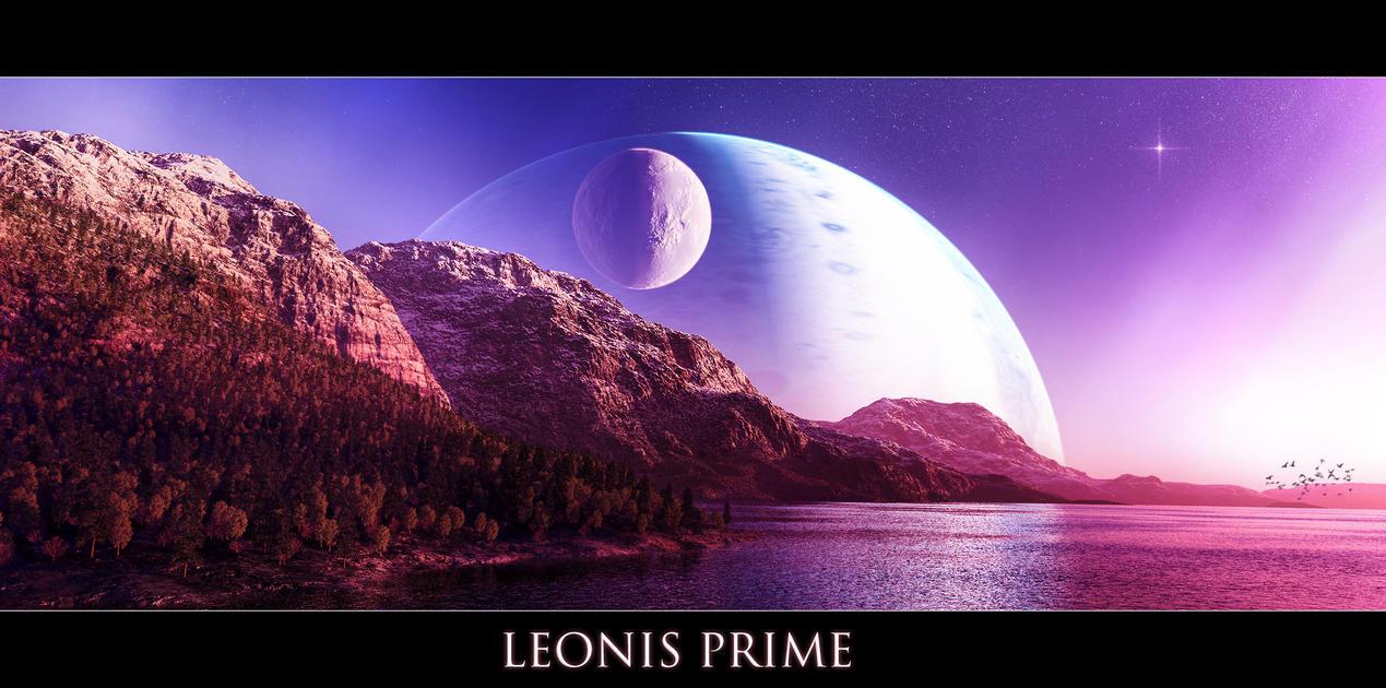 Leonis Prime by Wetbanana