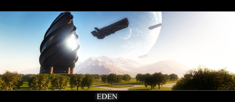 Eden by Wetbanana