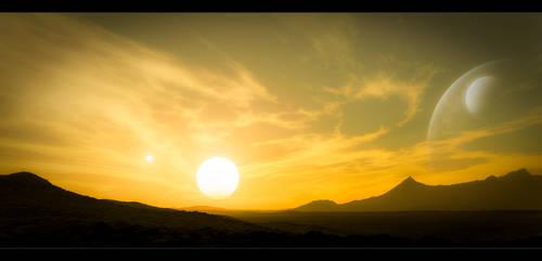 The Jaguar Suns by Wetbanana