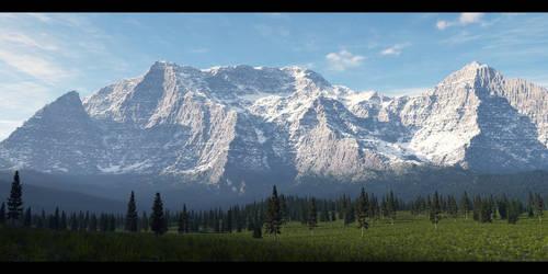 Alpine by Wetbanana
