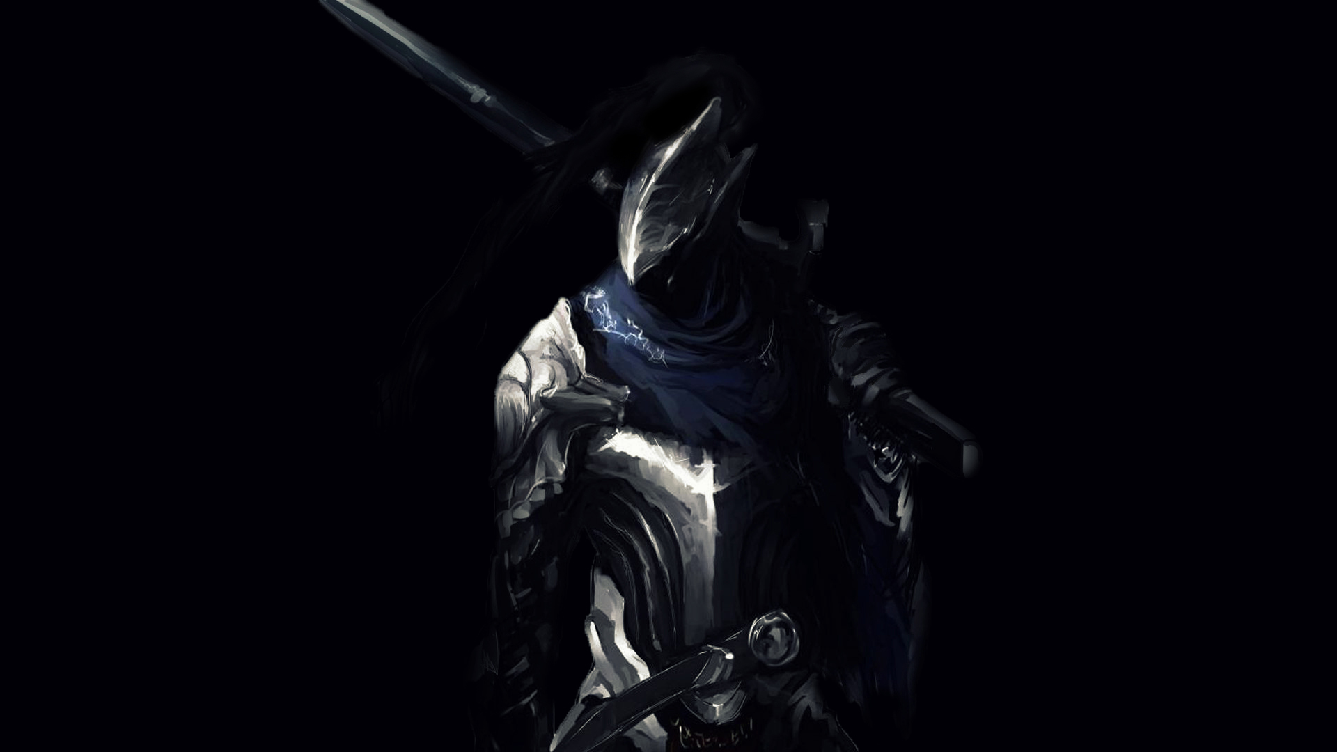 Artorias Dark Abyss Wallpaper By Raialexandre On Deviantart