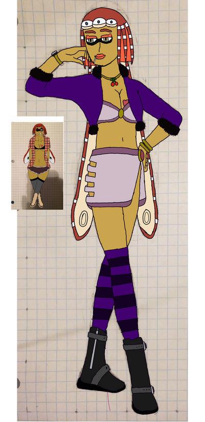 Mia Terois (Redesign)