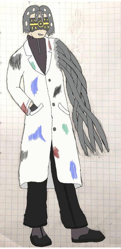 Dr. Femt (Splatoon Oc)