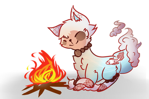 Foxpond entry - Playing with fire by xynnical